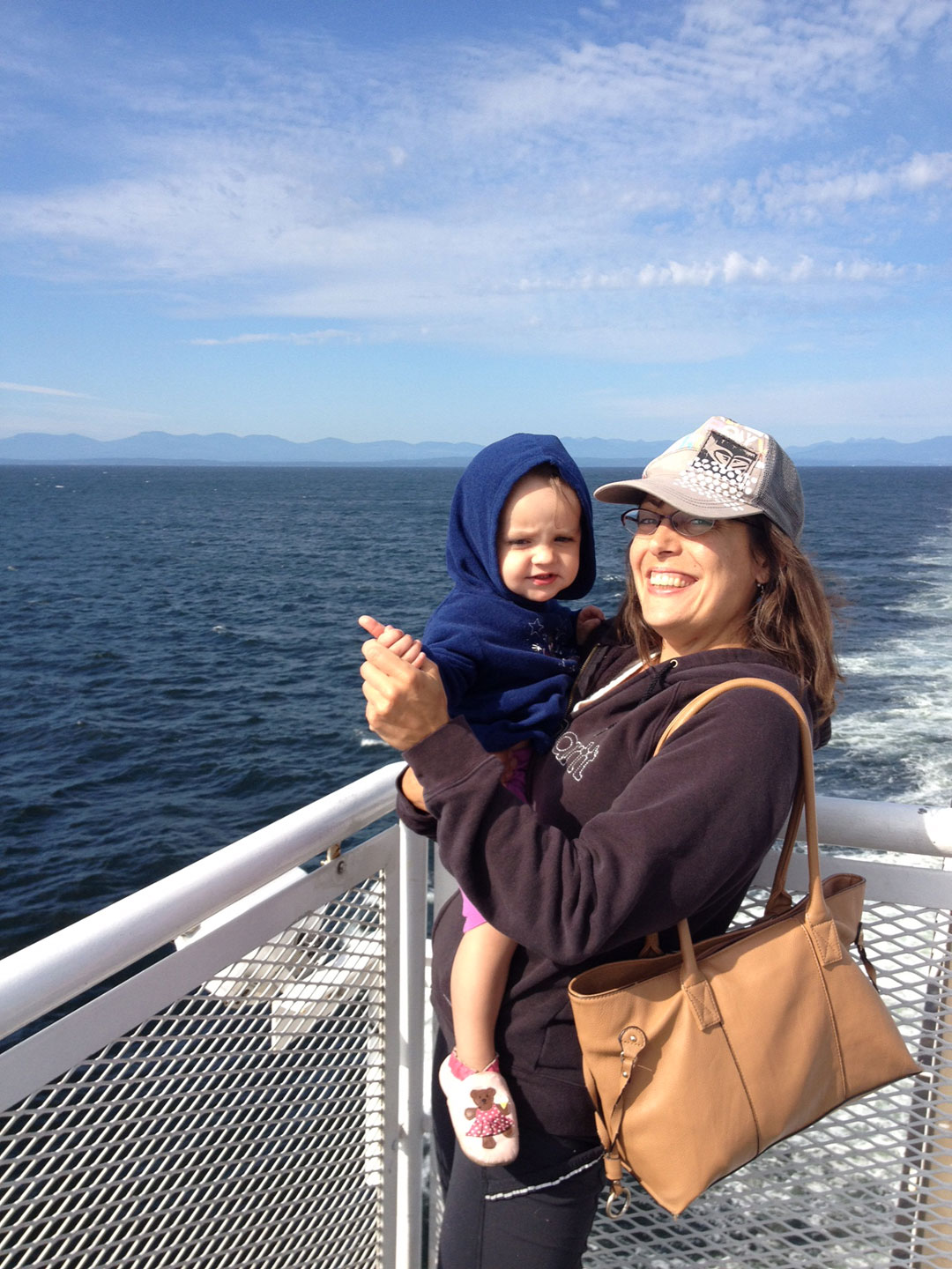 family travel on bc ferries