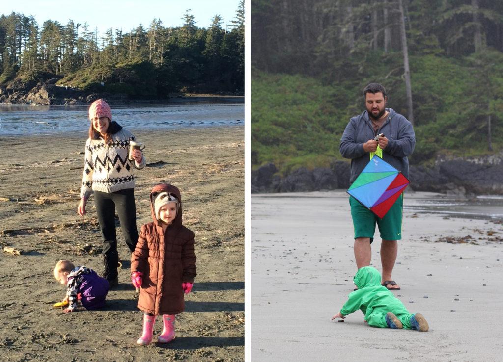 tofino family vacation