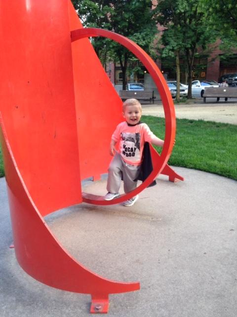 Portland playground