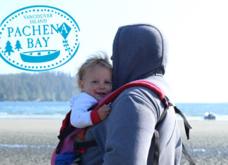 pachena bay beach walk