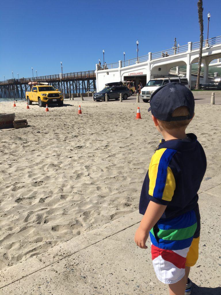 Oceanside Lifeguard & Pier