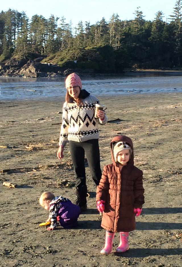 family vacation tofino vancouver island