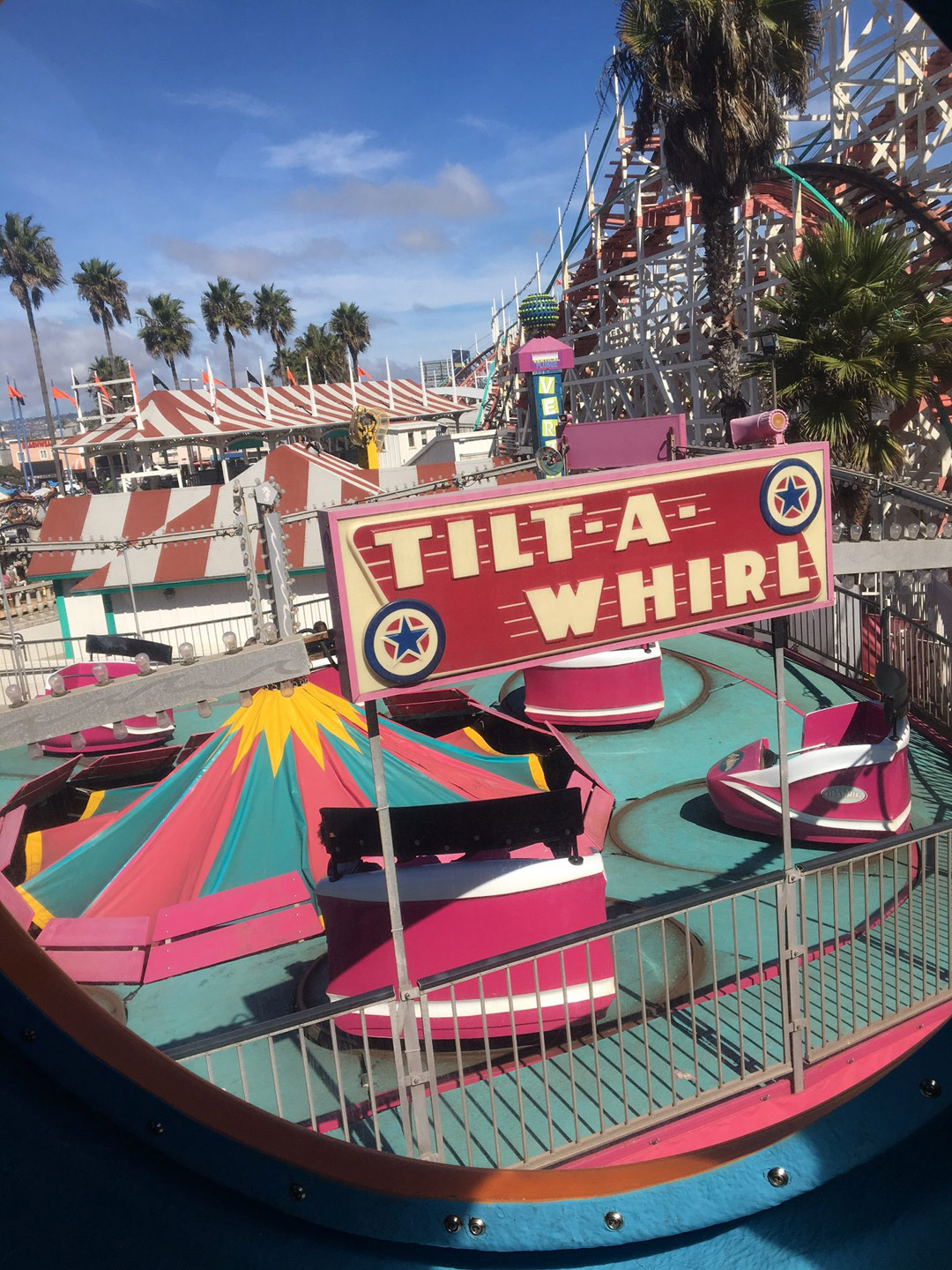 mission beach amusement park