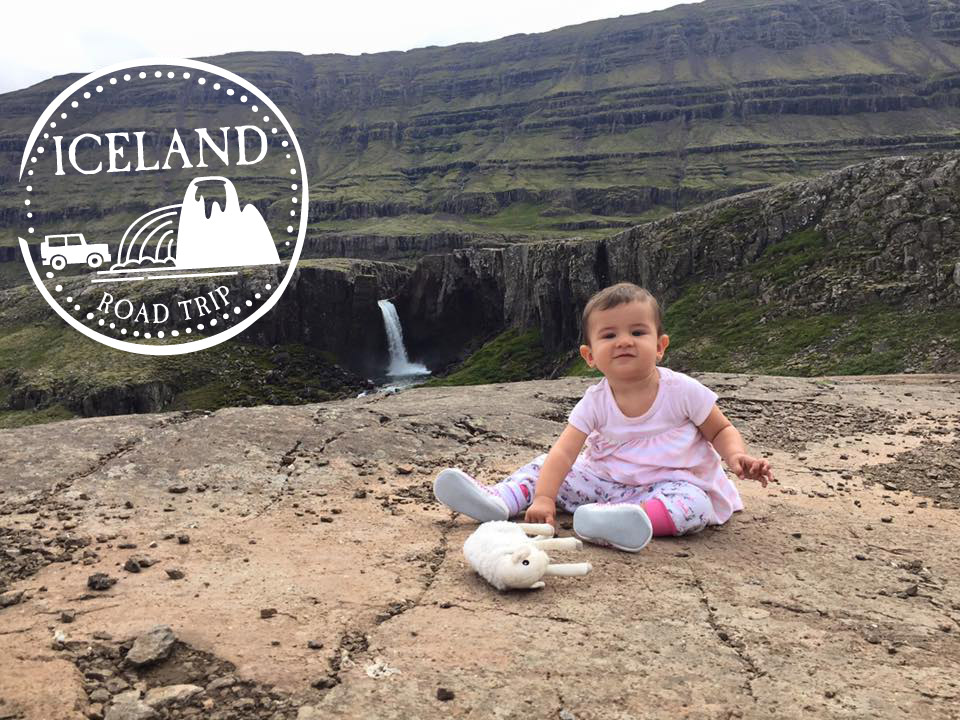 Iceland family road trip with a baby