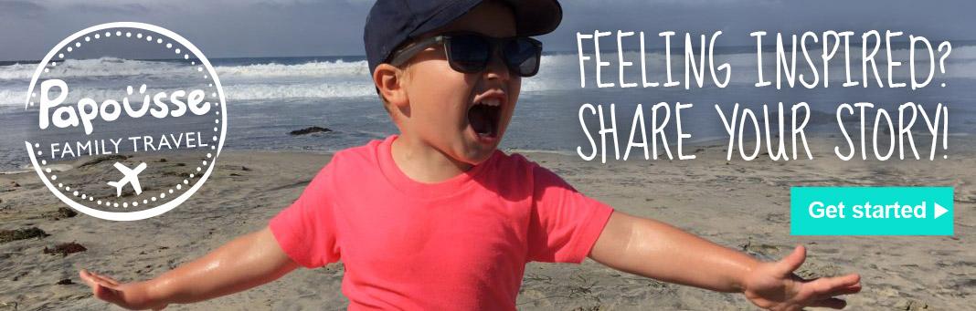 Feeling inspired? Share your travel story!