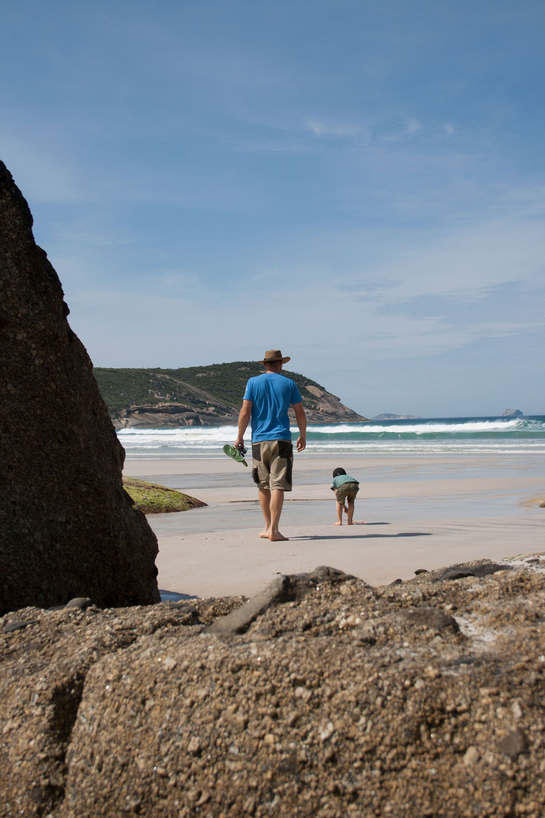 wilsons promontory national park beach