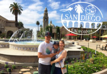 san diego with kids family vacation