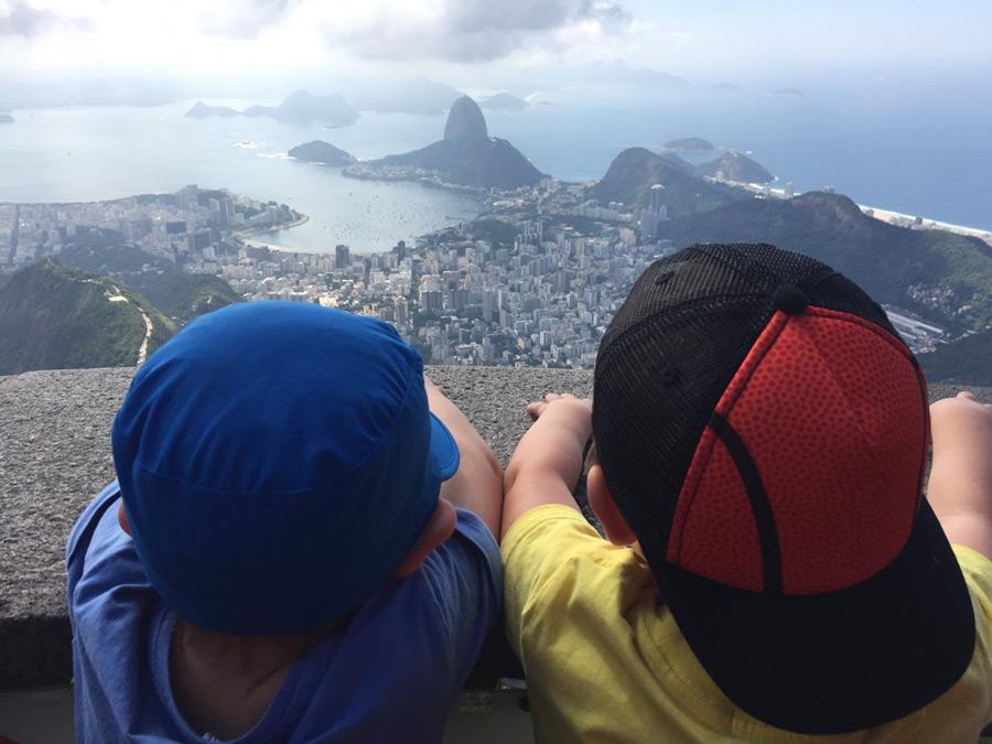 rio de janeiro brazil kids travel christ the redeemer