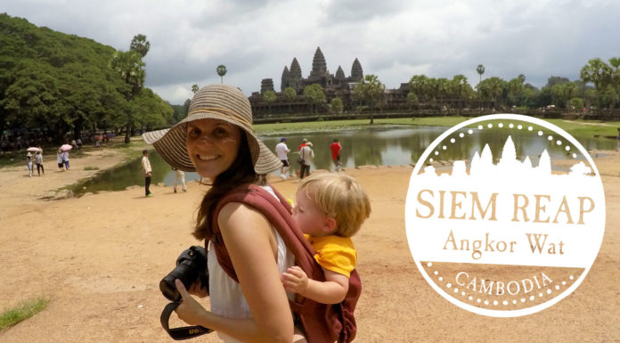 siem reap angkor wat cambodia mom and toddler family trip