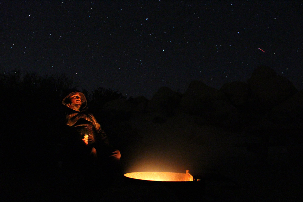 stargazing joshua tree national park