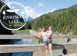 bc rockies kinbasket lake view
