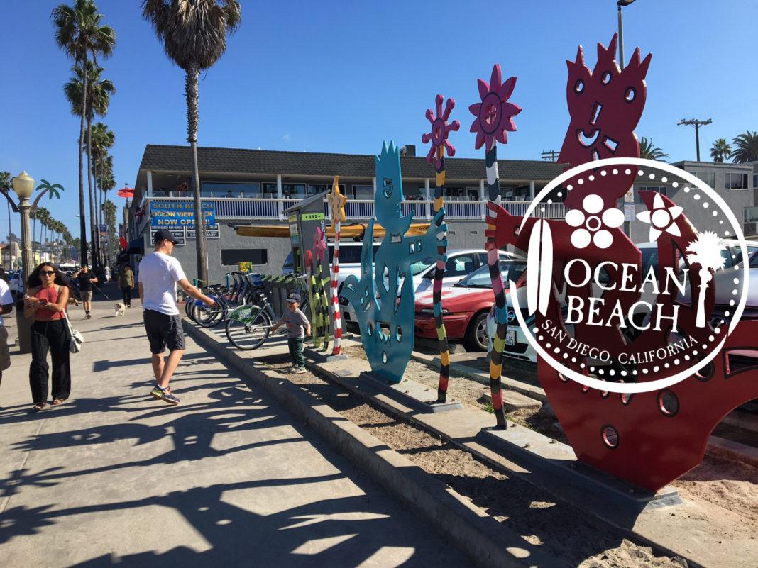 ocean beach san diego hippie family vacation