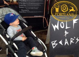 wolf and bear's food truck portland oregon