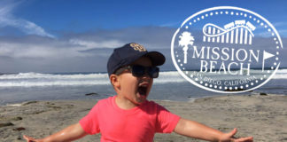 mission beach family vacation