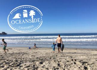 oceanside california family beach vacation