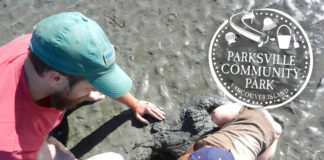 parksville community park stamped