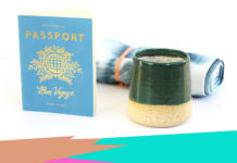 papousse passport notebook travel planning prize
