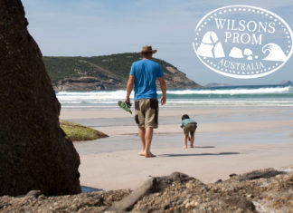 Family Trip Wilsons Promontory National Park Australia