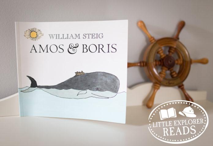 amos and boris by william steig