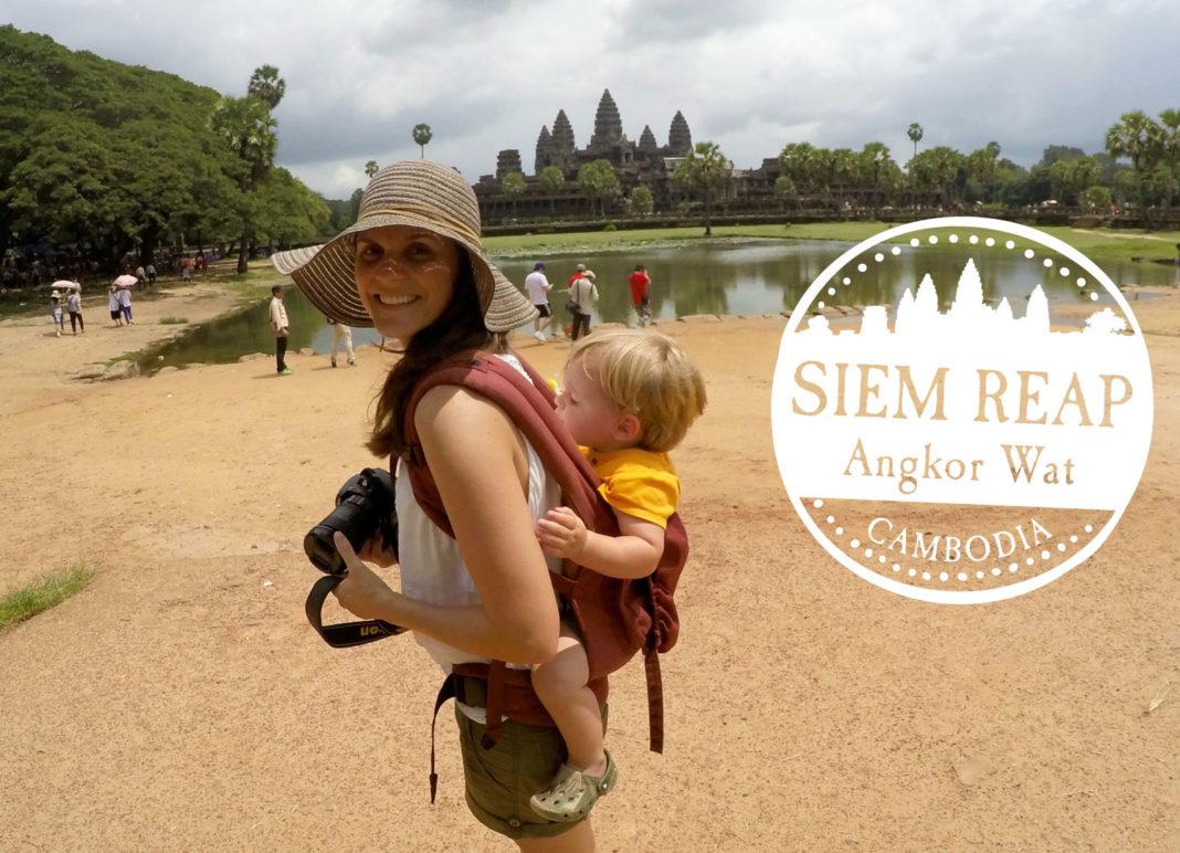 siem reap angkor wat cambodia mom and toddler family trip